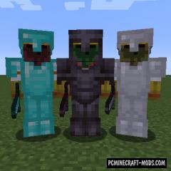 Straw Dummy - Tweak Mod For Minecraft 1.16.3, 1.16.2