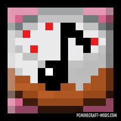 Cake Chomps - Tweak Mod For Minecraft 1.17.1, 1.16.5, 1.12.2
