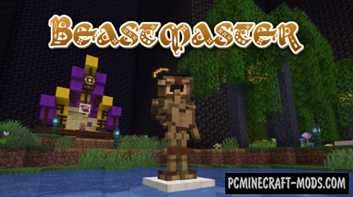 Beastmaster - PvE, Arena, PvP Map For Minecraft