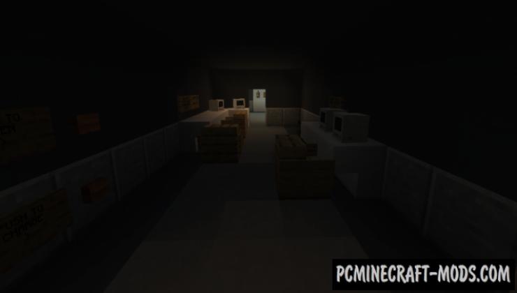 Cornered - Horror Map For Minecraft