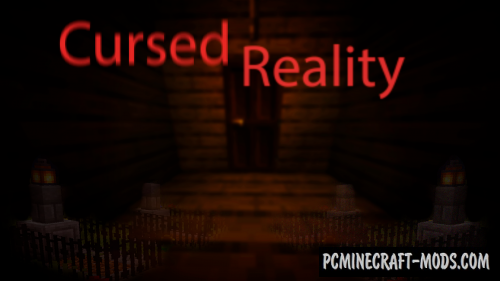 Cursed Reality - Horror Map For Minecraft