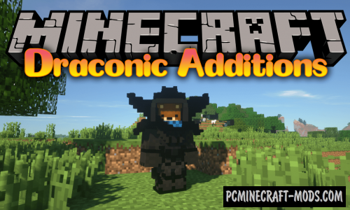 Draconic Additions - Armor Mod For Minecraft 1.12.2