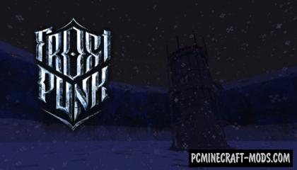 FrostPunk - Adventure Map For Minecraft