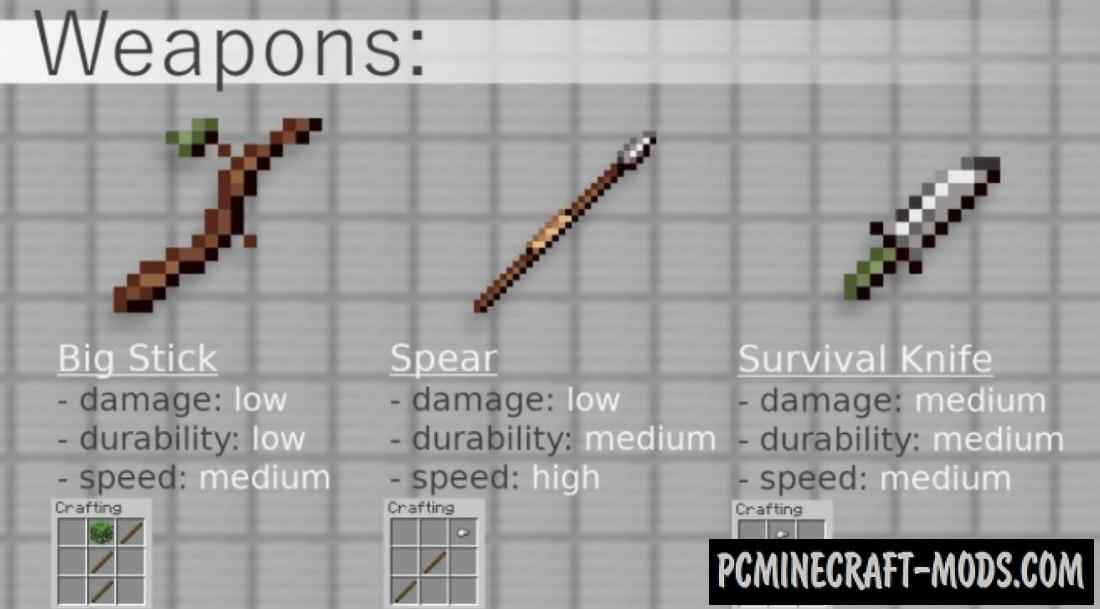 GGUNZ - Guns and Ammo Data Pack For MC 1.16.5, 1.16.4