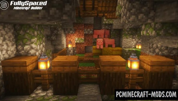 Ultimate Survival Cave Base Map For Minecraft 1 16 4 1 15