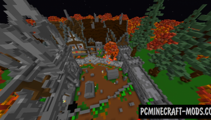 Ultra FPS Booster 1x Resource Pack For Minecraft 1.16.5, 1.12.2