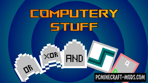 Computery Stuff - Puzzle Map For Minecraft