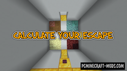 Calculate Your Escape - Puzzle Map For Minecraft