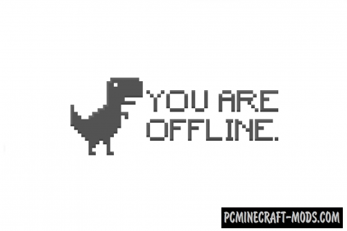 You Are Offline - Mini Game Map For Minecraft