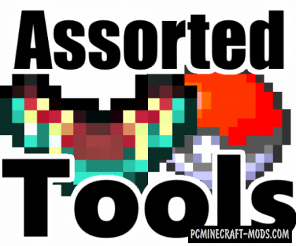 Assorted Tools - Armor, Multitools Mod For Minecraft 1.16.5