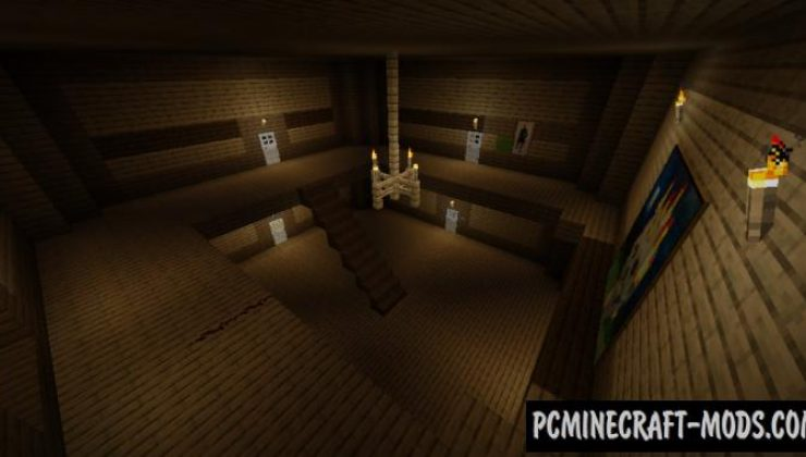 Single Play - Horror, Puzzle Map For Minecraft
