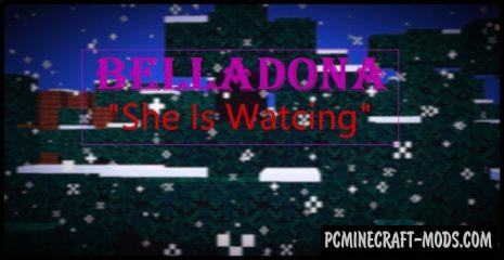 Belladona - Horror, Finding Map For Minecraft