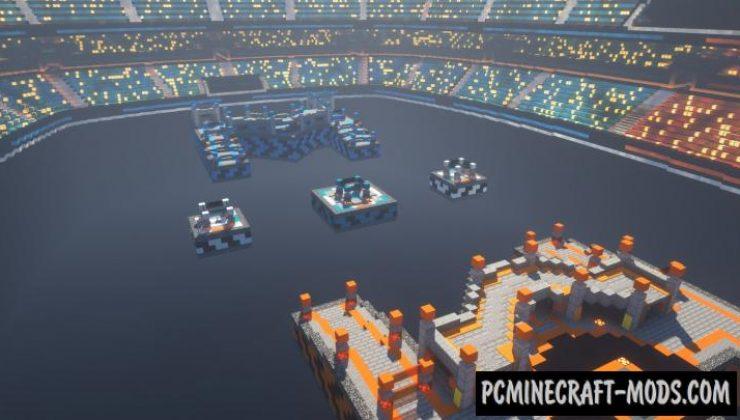 Corewar - PvP Arena Map For Minecraft