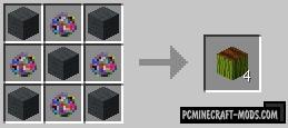 True Secret Rooms - Camouflage Blocks Mod For MC 1.16.5