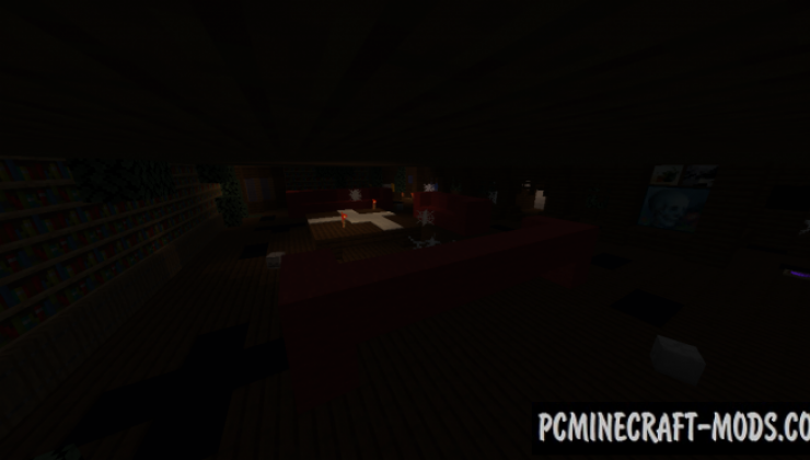 Belladona - Horror, Finding Map For Minecraft