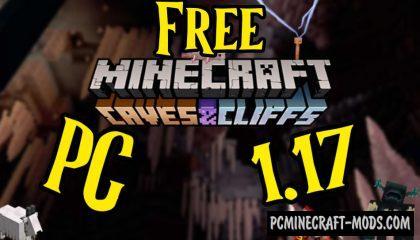 Download Minecraft V1 17 1 16 5 Apk 1 16 201 Pc Java Edition Mods