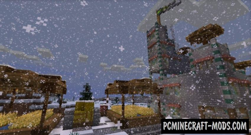 Illager Fortresses Data Pack For Minecraft 1.16.4, 1.16.3