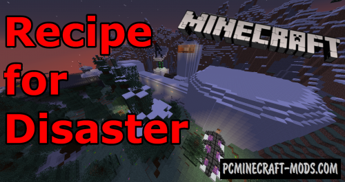 Recipe for Disaster - Adventure Map For MC
