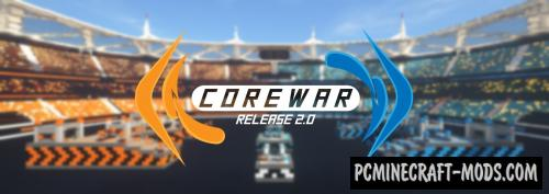 Corewar - PvP Arena Map For Minecraft