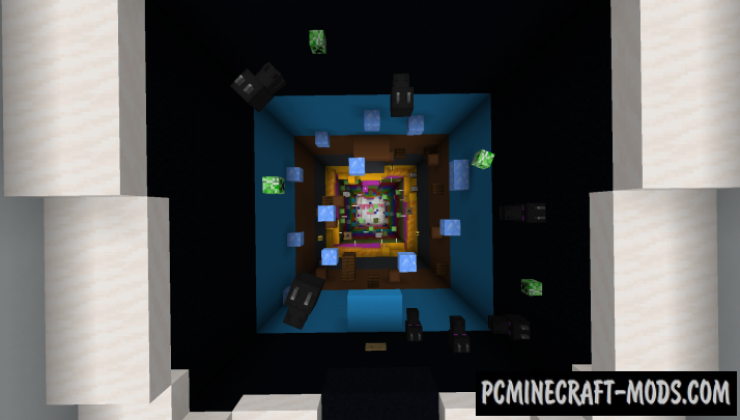 Flak_e's Tower - Parkour Map For Minecraft