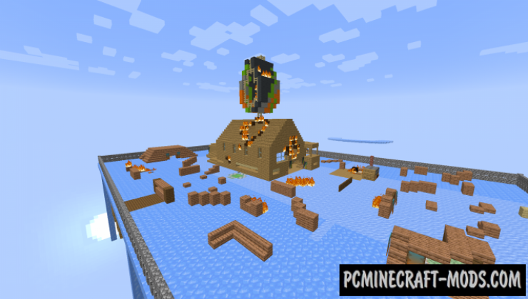 Boat Games - Minigame Map For Minecraft