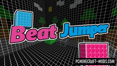 Beat Jumper - Parkour Map For Minecraft