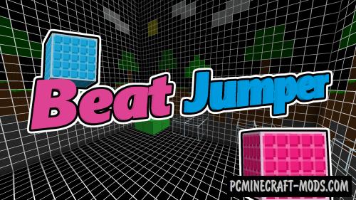 Beat Jumper - Parkour Map For Minecraft