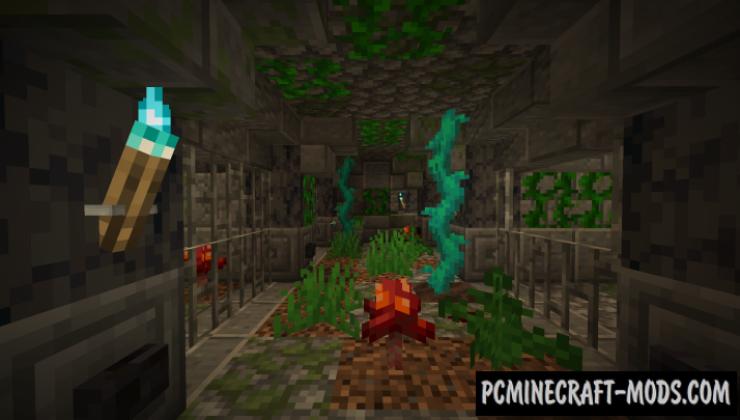 The Forbidden Realm - Puzzle, Parkour Map MC