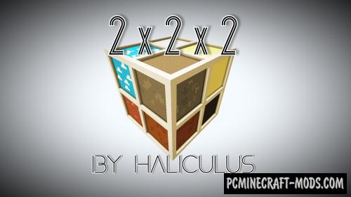 2^3 - Parkour Map For Minecraft