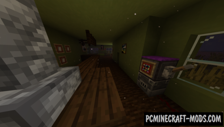 Spine-Chilling - Horror Map For Minecraft
