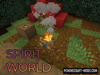 Spirit World - Adventure Map For Minecraft