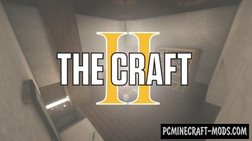 The Craft II - Puzzle Map For Minecraft