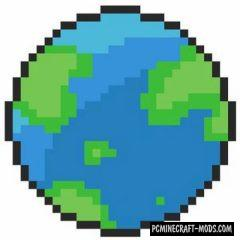 Planet Survival - Skyblock Map For Minecraft