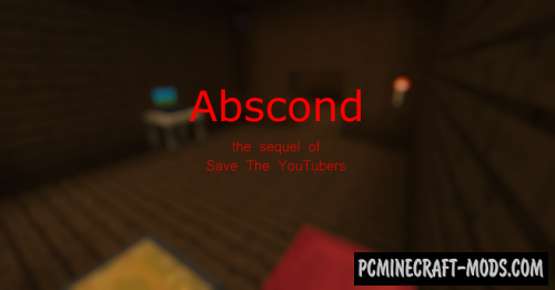 Abscond - Puzzle, Escape, Horror Map For MC