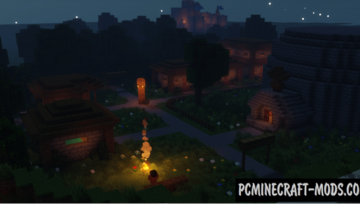 The Shadow RPG - Adventure Map For Minecraft