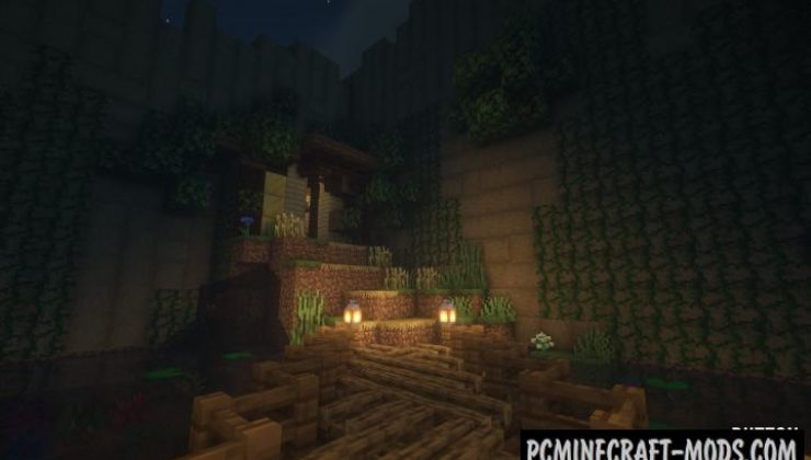 Button Seeker - Finding, Minigame Map Minecraft