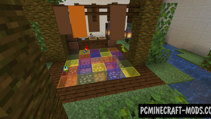 The Power of Words - Puzzle Map For Minecraft