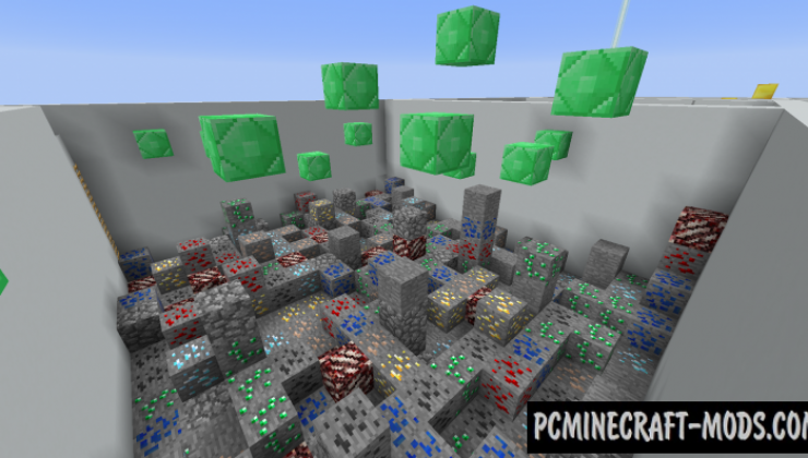 12 Rooms Parkour Map For Minecraft