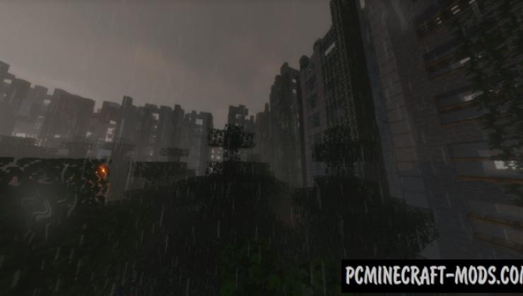 The Break In - Adventure Map For Minecraft