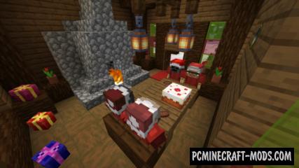 Xmas Spirit - Adventure Map For Minecraft