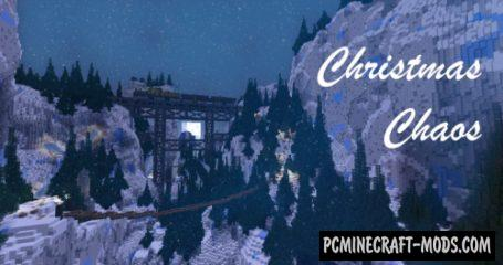 Christmas Chaos - CTM Map For Minecraft