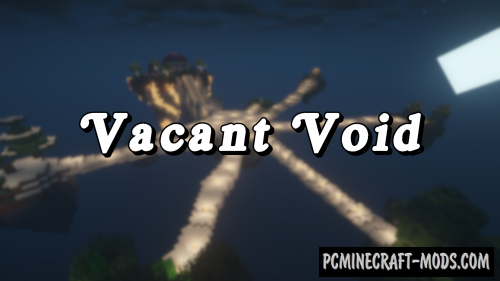 Vacant Void - Parkour, Finding Map For Minecraft