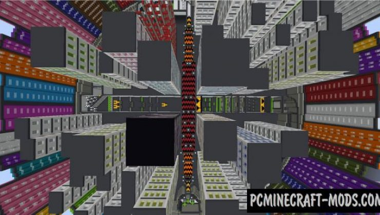 Parkour Grand Prix 2019 Map For Minecraft