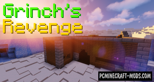 Grinch's Revenge - PvE Map For Minecraft