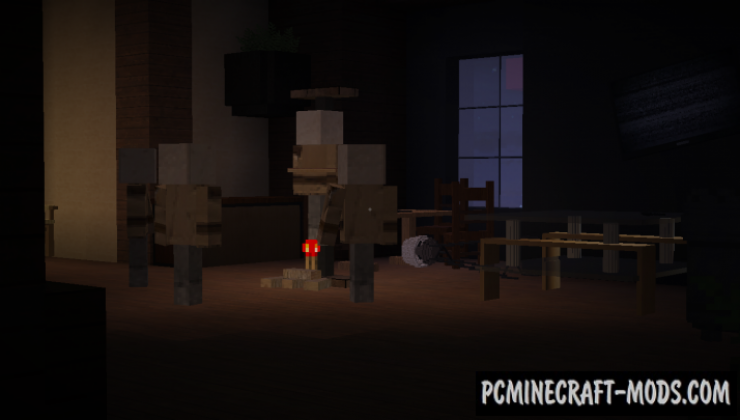 New Me - Horror Map For Minecraft