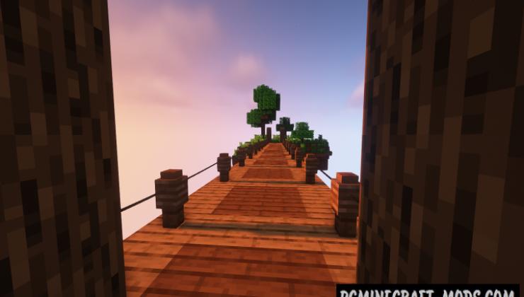 Cursed Bridge - Adventure, Puzzle Map For MC