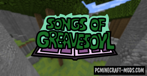 Songs of Greavesoyl - PvP Arena Map For Minecraft