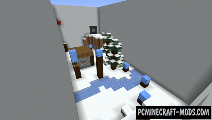 Once - Parkour Map For Minecraft