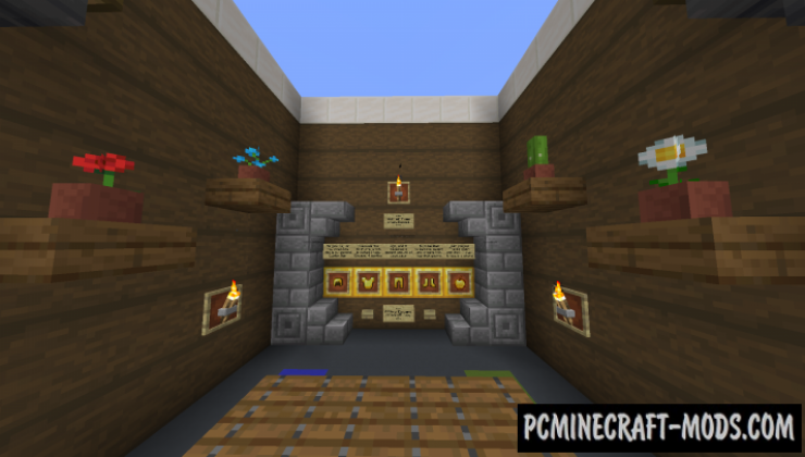 Purpura and Flavo - Parkour Map For Minecraft