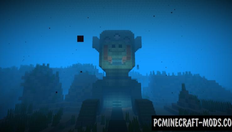 Aquaticum - Adventure Map For Minecraft